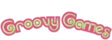 Barbie Groovy Games logo