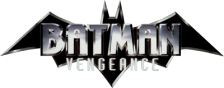 Batman - Vengeance logo