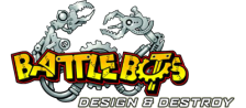 BattleBots - Design & Destroy logo