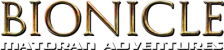 Bionicle - Matoran Adventures logo
