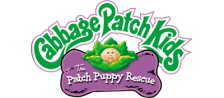 Cabbage Patch Kids - The Patch Puppy Rescue logo