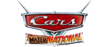 Cars - Mater-National Championship logo