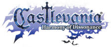 Castlevania - Harmony of Dissonance logo