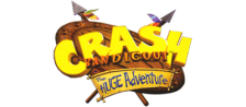 Crash Bandicoot - The Huge Adventure logo