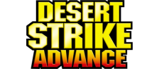 Desert Strike Advance logo