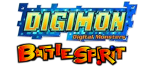 Digimon - Battle Spirit logo