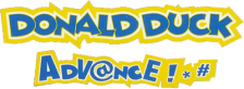 Donald Duck Advance logo