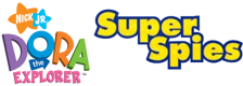 Dora the Explorer - Super Spies logo