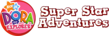 Dora the Explorer - Super Star Adventures! logo