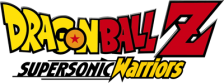 Dragon Ball Z - Supersonic Warriors logo