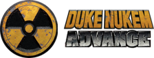 Duke Nukem Advance logo