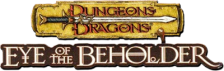 Dungeons & Dragons - Eye of the Beholder logo