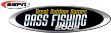 ESPN Great Outdoor Games - Bass 2002 logo