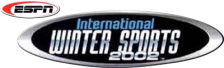 ESPN International Winter Sports 2002 logo