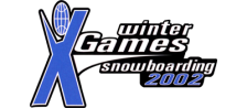 ESPN Winter X-Games Snowboarding 2002 logo