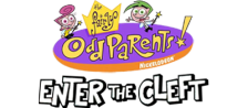 Fairly OddParents!, The - Enter the Cleft logo