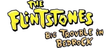 Flintstones, The - Big Trouble in Bedrock logo
