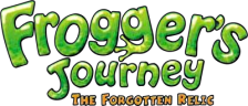 Frogger's Journey - The Forgotten Relic logo