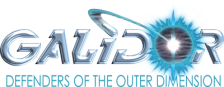 Galidor - Defenders of the Outer Dimension logo