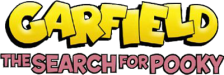 Garfield - The Search for Pooky logo