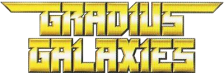 Gradius Galaxies logo