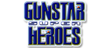 Gunstar Super Heroes logo