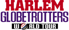 Harlem Globetrotters - World Tour logo