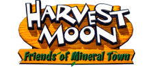 Harvest Moon - Friends of Mineral Town logo