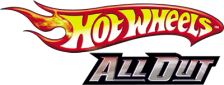 Hot Wheels - All Out logo