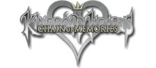 Kingdom Hearts - Chain of Memories logo