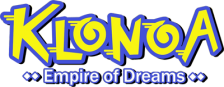 Klonoa - Empire of Dreams logo