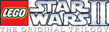 LEGO Star Wars II - The Original Trilogy logo