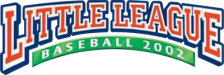 Little League Baseball 2002 logo