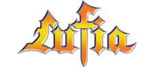 Lufia - The Ruins of Lore logo