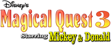 Magical Quest 3 Starring Mickey & Donald logo
