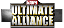 Marvel - Ultimate Alliance logo