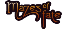 Mazes of Fate logo