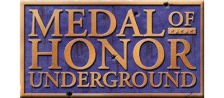 Medal of Honor - Underground logo