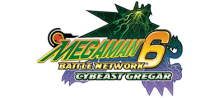 Mega Man Battle Network 6 - Cybeast Gregar logo