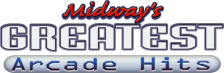 Midway's Greatest Arcade Hits logo