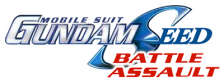 Mobile Suit Gundam Seed - Battle Assault logo