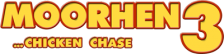 Moorhen 3 - The Chicken Chase! logo