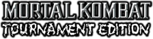 Mortal Kombat - Tournament Edition logo