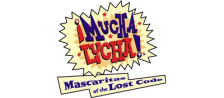 Mucha Lucha! - Mascaritas of the Lost Code logo