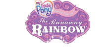 My Little Pony - Crystal Princess - The Runaway Rainbow logo