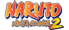 Naruto - Ninja Council 2 logo
