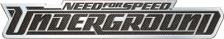 Need for Speed - Underground logo