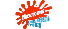 Nicktoons - Freeze Frame Frenzy logo