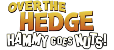 Over the Hedge - Hammy Goes Nuts! logo