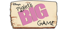 Piglet's Big Game logo